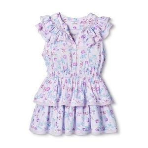 LoveShackFancy for Target Lou Double Ruffle Dress